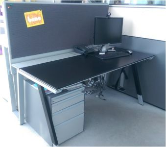 02670 Office desk Bene