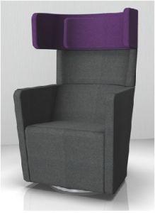 02675 Луксозен посетителски стол Bene Wing