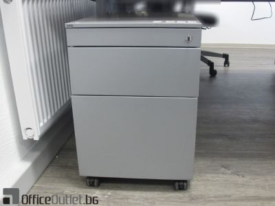 622055 Office container w/  PC mounting unit