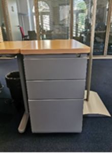 92090 Container Steelcase