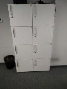 104379 Персонални багажни шкафчета за офиси Narbutas
