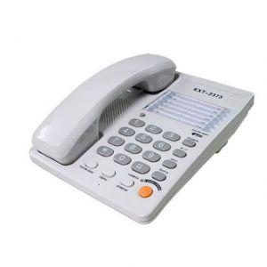 11177 Телефонен апарат Panasonic KX-T2373FXW