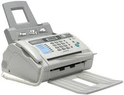 11181 Fax machine Panasonic