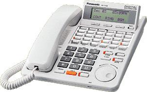 11180 Телефонен апарат Panasonic KX-T7433CE