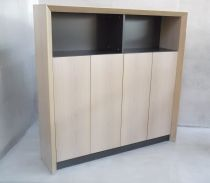 02036 Storage Cabinet - wood ORT