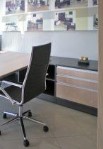 02050 Мениджърско бюро Wood ORT
