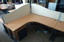 20258 Г-образно бюро Steelcase