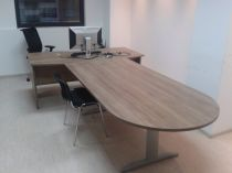 48771  Meeting table with desk Offisphera