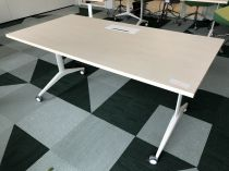 64022 Working Table Foldable Narbutas FLIP TOP