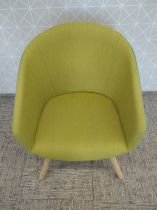 64027 Visitor Chair Bejot OCCO OC W 740