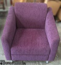 08189  Visitor armchair
