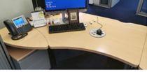 92325  Operational desk Steelcase