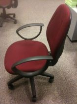 14218 Office chairs SITLAND