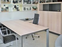 02050 Executive office desk - Wood ORT