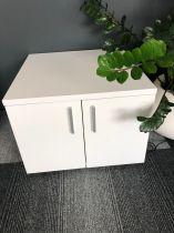 28426 Cabinet with doors Techo